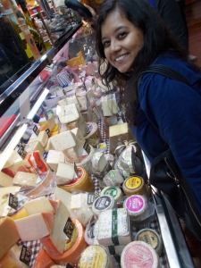 I love cheese don't I?