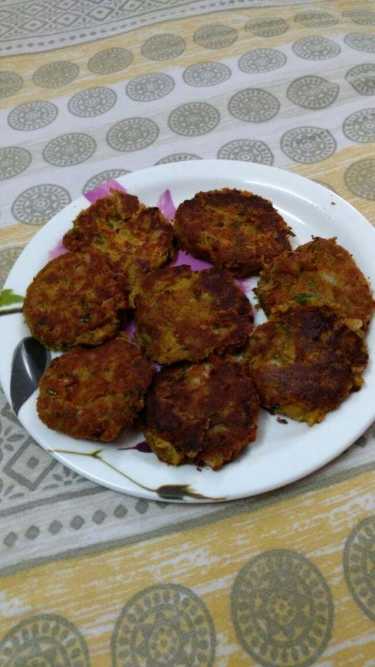 Mutton Shami Kebabs